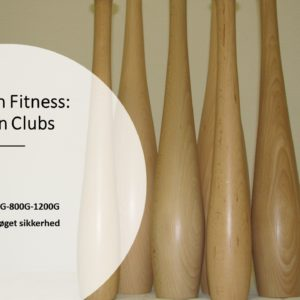 Newton Fitness Indian Clubs