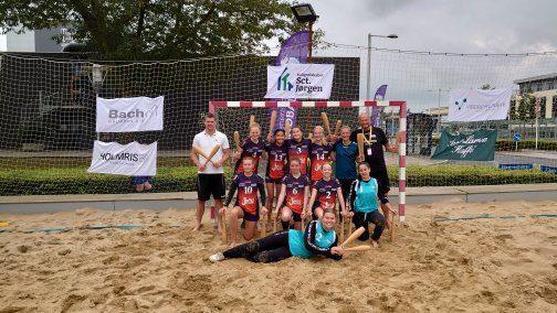 Fransk håndbold ved generation handball 2019