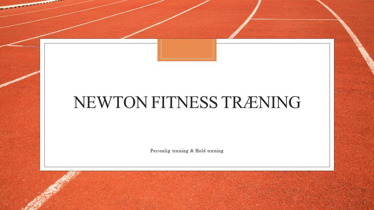 newton fitness hold træning
